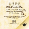 Historia De La Vida Del Buscon (texto Completo) [life History Of The Petty Thief ] (unabridged)