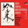 Zen Mind, Beginner's Mind Audio Book at Audble.com