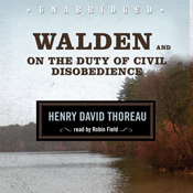 Walden and On the Duty of Civil Disobedience (Unabridged) book cover