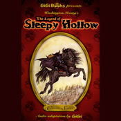 The Legend of Sleepy Hollow book cover