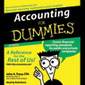 Accounting for Dummies, Third Edition Audio Book at Audble.com