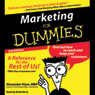 Marketing for Dummies, Second Edition Audio Book at Audble.com