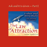 Ask and It Is Given, Volume 1: The Law of Attraction (Unabridged)