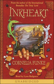 Inkheart (Unabridged) book cover