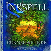 Inkspell (Unabridged) book cover