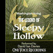 The Legend of Sleepy Hollow (Unabridged) book cover