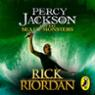 Percy Jackson and the Sea of Monsters (Unabridged)