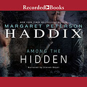 Among the Hidden (Unabridged) book cover