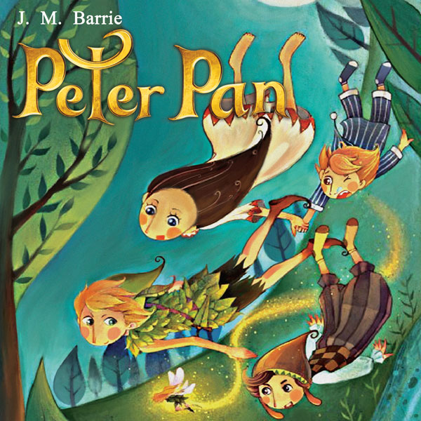 an analysis of peter pan Dive deep into j m barrie's peter pan with extended analysis, commentary, and discussion.